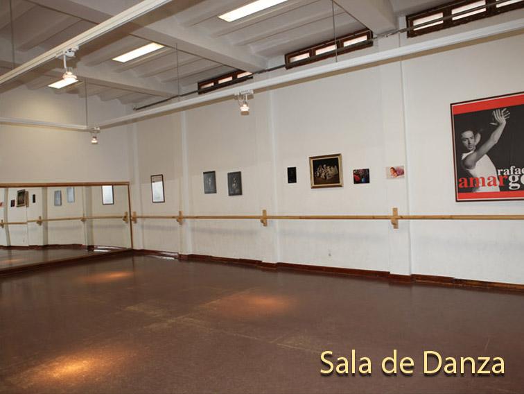Casa de Cultura – Aula de Danza