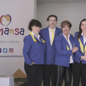 ILUNION gestión de Almansa Turística