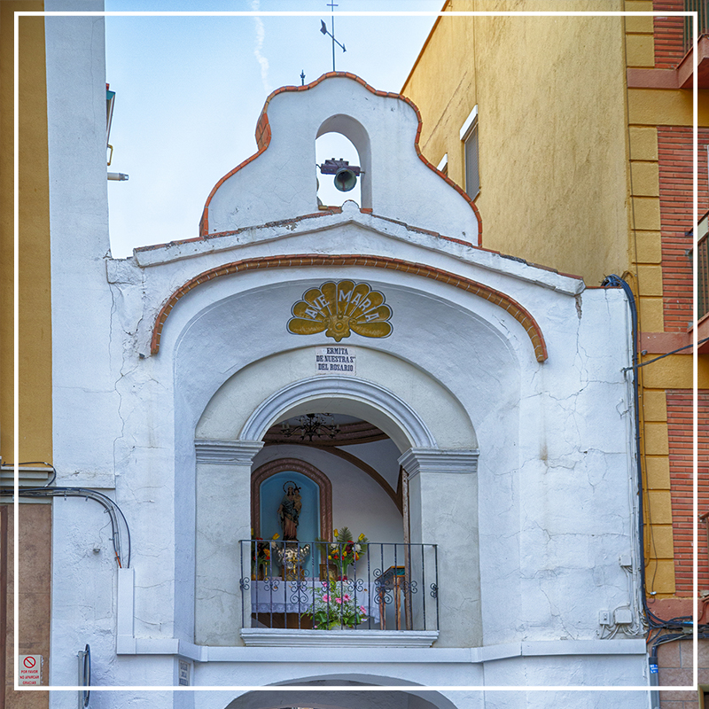capilla rosario