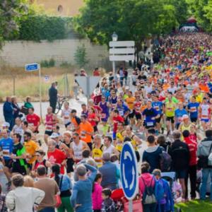 ¿Quieres correr una media maratón? Almansa te espera!