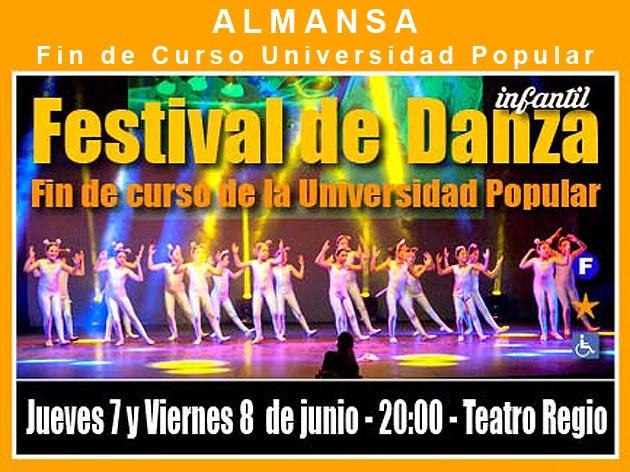 Tarjeta FB1 – Festival Danza UP