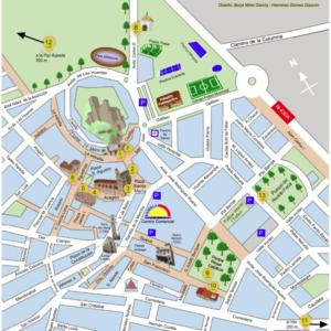 Ruta Urbana: Almansa en 1707