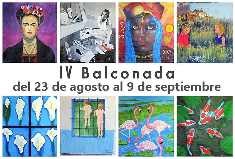 TF5 – Balconada
