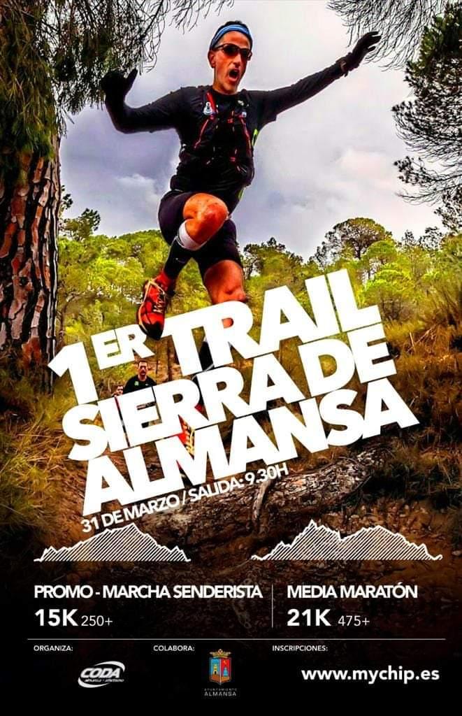 2019. PRIMER TRAIL CIUDAD DE ALMANSA