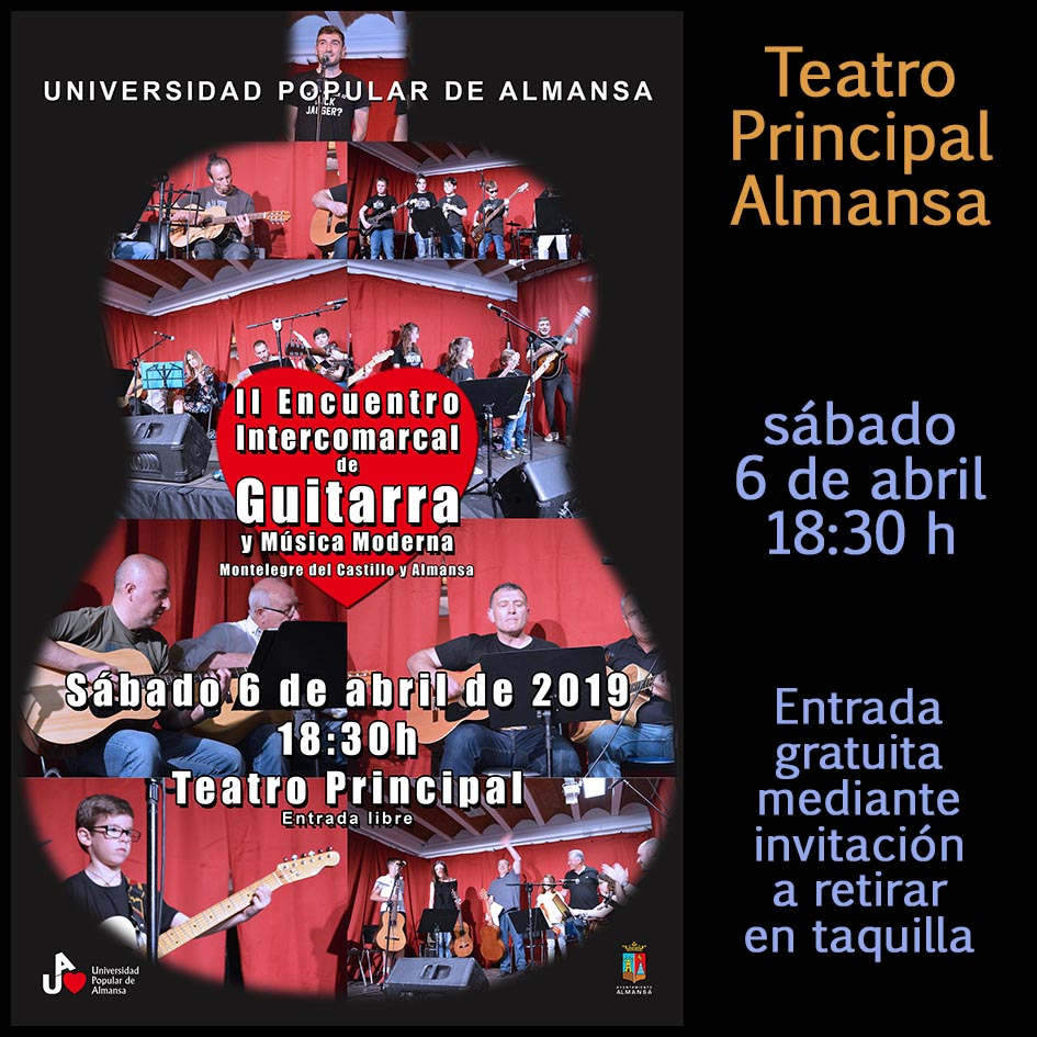 Tarjeta FB1 – Intercomarcal Guitarras