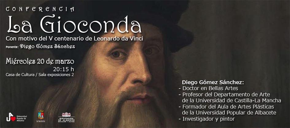 Tarjeta FB1 – Gioconda