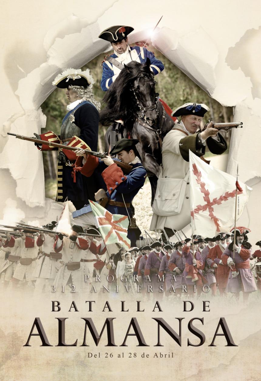 Conoce la historia de nuestra ciudad: Batalla de Almansa