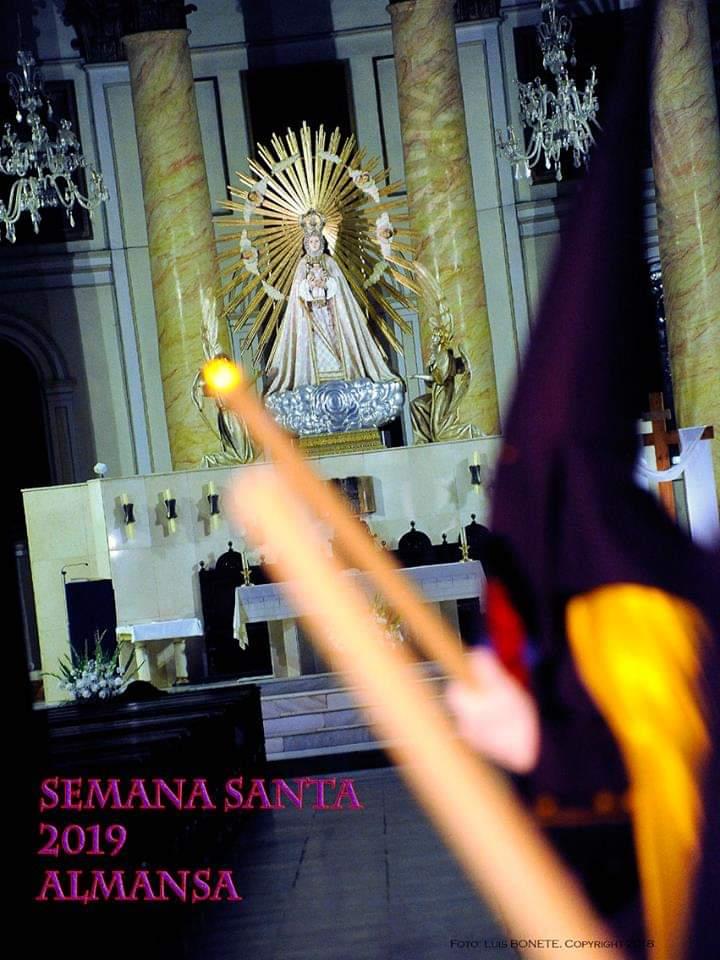 Semana Santa Almansa 2019