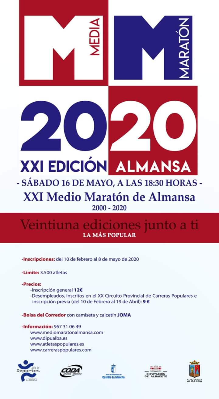 2020 MEDIA MARATON