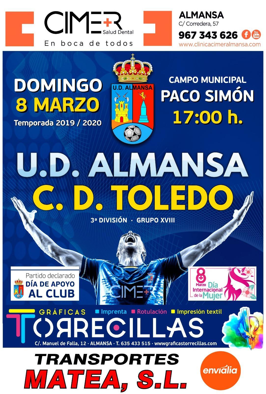 7 marzo futbol